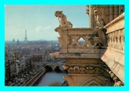 A765 / 213 75 - PARIS Chimeres De Notre Dame - France