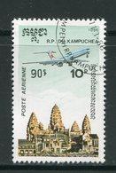 KAMPUCHEA- P.A Y&T N°37- Oblitéré - Kampuchea
