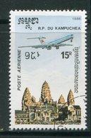 KAMPUCHEA- P.A Y&T N°38- Oblitéré - Kampuchea