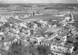 24-LA-FORCE- RUE PRINCIPALE VUE DU CIEL - France