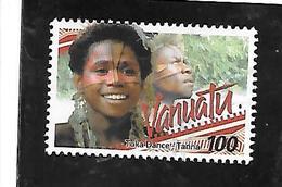 TIMBRE OBLITERE DE VANUATU DE 2001 N° MICHEL 1142 - Vanuatu (1980-...)