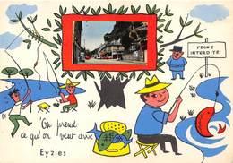 24-EYZIES- ON PREND CE QU'ON VEUT AUX EYZIES - France