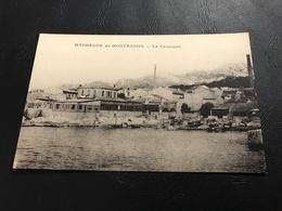 MADRAGUE DE MONTREDON «La Calanque» - Quartiers Sud, Mazargues, Bonneveine, Pointe Rouge, Calanques