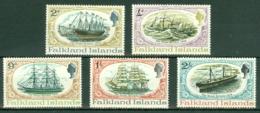 Falkland Is: 1970   Restoration Of SS Great Britain   MH - Falkland Islands