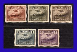 1937 - Ecuador - Sc. CO 13 - CO 17 - MLH - EC- 089 - Ecuador