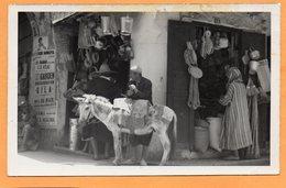 Tanger Tangier 1950 Postcard - Tanger