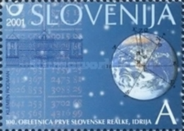 ESLOVENIA 2001 - SLOVENIE - ESCUELA TECNICA SUPERIOR - YVERT Nº 333** - Slovénie