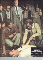 FRENCH CONNECTION 2 JOHN FRANKENHEIMER AVEC ED LAUTER GENE HACKMAN FERNANDO REY PHILIPPE LEOTARD FRESSON BERNARD 1975 - Cinema Advertisement