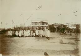 "PHOTOGRAPHIE ORIGINALE / MADAGASCAR ""Fort Dauphin, La Résidence"" - Africa"