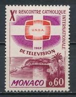 °°° MONACO - Y&T N°706 - 1966 MNH °°° - Monaco