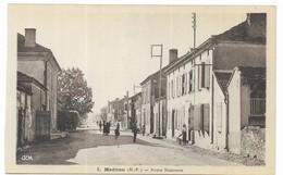 Madiran Route Nationale Phot. G. Métreau Toulouse Editions GEM - France