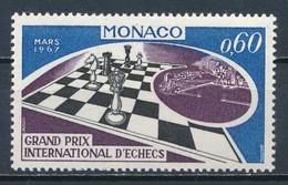 °°° MONACO - Y&T N°724 - 1967 MNH °°° - Monaco