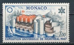 °°° MONACO - Y&T N°727 - 1967 MNH °°° - Monaco