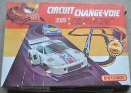 Rare Circuit Automobile Matchbox Circuit Change-voie - Road Racing Sets