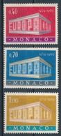 °°° MONACO - Y&T N°789/91 - 1969 MNH °°° - Monaco