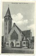 Herseaux  Gare Et Eglise Du Christ Roi - Moeskroen