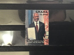 Ghana - Nobelprijs (2000) 2002 - Ghana (1957-...)