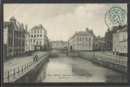 Douai (59 ) Ref 1 Recto Verso  Quai Des Dominicains - Douai
