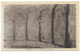 Madiran Arcatures De L' Abside Phot. G. Métreau Toulouse Editions GEM - France
