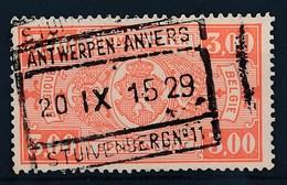 "TR 154 - ""ANTWERPEN-ANVERS - STUIVENBERG Nr 11"" - ""STUIVENBERG"" Met ""I"" I.p.v. ""Y"" -(ref. LVS-26.906) - 1923-1941"