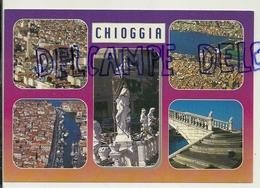Italie. Chioggia Carte Mosaïque New Graphic Ganzaroli & C. - Chioggia