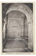 Madiran Entrée De La Chapelle Saint Benoit Phot. G. Métreau Toulouse Editions GEM - France