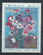 °°° MONACO - Y&T N°743 - 1968 MNH °°° - Monaco