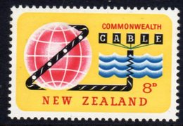 New Zealand 1963 COMPAC Cable, MNH, SG 820 - Unused Stamps