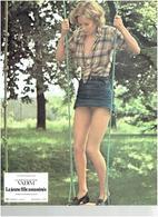 LA JEUNE FILLE ASSASSINEE 1974 ROGER VADIM AVEC SIRPA LANE MATHIEU CARRIERE MICHEL DUCHAUSSOY ALEXANDRE ASTRUC - Cinema Advertisement