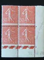 199 CD Piquage Déplacé 1926 - Coins Datés