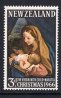 New Zealand 1966 Christmas, MNH, SG 842 - Unused Stamps