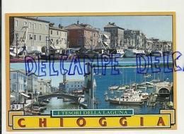 Italie. Chioggia. Carte Mosaïque New Graphic Ganzaroli & C. - Chioggia