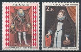 °°° MONACO - Y&T N°770/71 - 1968 MNH °°° - Monaco