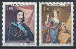 °°° MONACO - Y&T N°797/98 - 1969 MNH °°° - Monaco