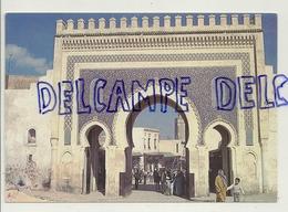 Maroc. Fes. Fez. Bab Boujeloud. Maroc Infini. Createc Editions - Fez (Fès)
