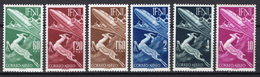 1953 - IFNI - Yv.  Nr. 46/51 - NH/LH - (UP131.35) - Ifni