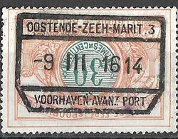 9S-352: TR32: OOSTENDE-ZEEH-MARIT.3 // VOORHAVEN-AVANT.PORT - Railway