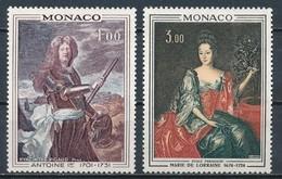 °°° MONACO - Y&T N°874/75 - 1972 MNH °°° - Monaco
