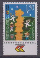 Europa Cept 2000 Bosnia/Heregovina. Serbia 1.50M Value (logo)  ** Mnh (42378) - Europa-CEPT