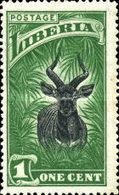 MINT  STAMPS Liberia - Local Motifs-1918 - Liberia