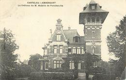 59 CANTELEU - LAMBERSART - LE CHATEAU DE M MABILLE DE PONCHEVILLE - Lambersart