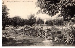 08 - HARGNIES - PLACE LAUNET /// 1742 - France