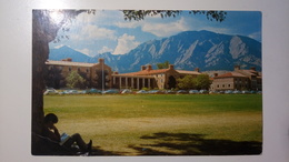 US - University Of Colorado At Boulder - Flatirons - 1973 - Altri