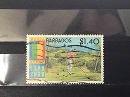 Barbados - Golf (1.40) 2000 - Barbados (1966-...)