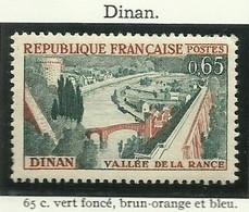 FRANCE - 1961 - DINAN - YT N° 1315 - TIMBRE NEUF** - Frankreich