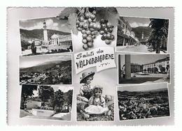 VALDOBBIADENE:  SALUTI  DA .... -  VISIONI  -  FOTO  -  PER  LA  SVIZZERA  -  FG - Treviso