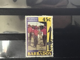 Barbados - 35 Jaar Onafhankelijkheid (45) 2001 - Barbados (1966-...)