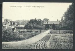 +++ CPA - LA LOUVIERE - Institut St Joseph - Jardins Légumiers   // - La Louvière