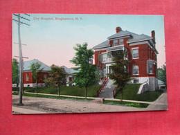 City Hospital Binghamton  New York   .ref 3283 - NY - New York