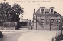 Loir-et-Cher - Celettes - L'Hôstellerie De La Chaumière - France